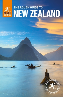 The Rough Guide to New Zealand (Travel Guide) Cover Image