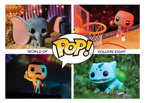 World of Pop! Volume 8 Cover Image