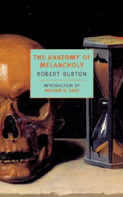 The Anatomy of Melancholy Cover