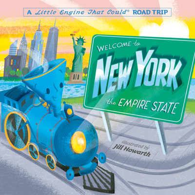 Welcome to New York: A Little Engine That Could Road Trip (The Little Engine That Could) Cover Image