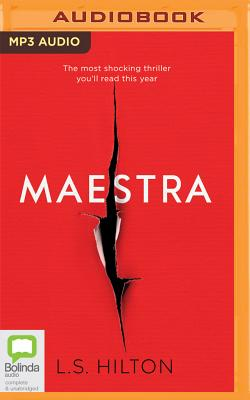 Maestra Cover Image