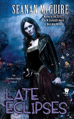 Late Eclipses (October Daye #4) Cover Image