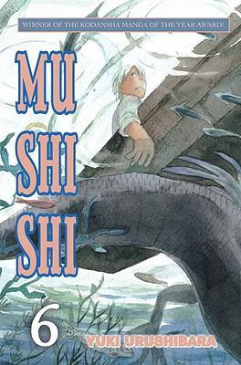 Mushishi 6 Cover