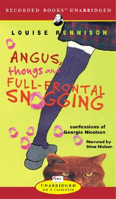 Angus, Thongs, and Full-Frontal Snogging Cover