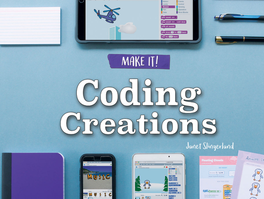 Cover for Coding Creations (Make It!)
