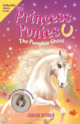 Princess Ponies 10: The Pumpkin Ghost Cover Image