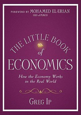 The Little Book of Economics Cover
