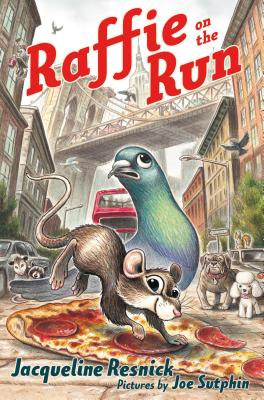Raffie on the Run Cover Image