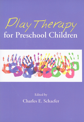 Play Therapy for Preschool Children Cover Image