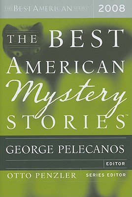 The Best American Mystery Stories 2008 Cover
