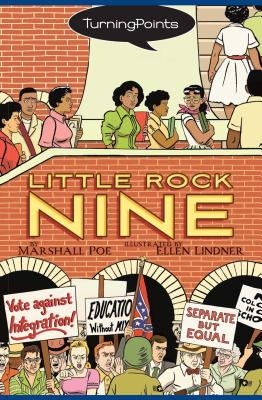 Little Rock Nine (Turning Points) Cover Image
