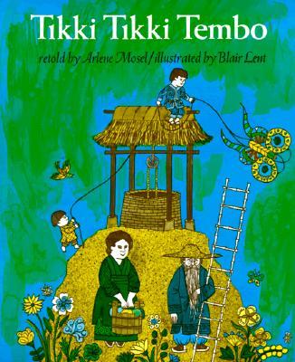 Cover for Tikki Tikki Tembo