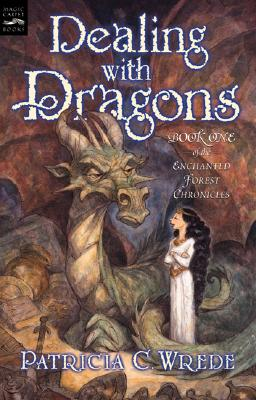 Cover for Dealing with Dragons