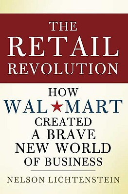 The Retail Revolution Cover