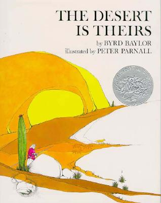 The Desert Is Theirs Cover Image