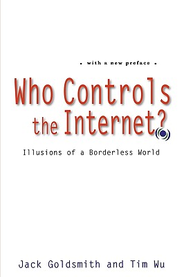 Who Controls the Internet? Cover