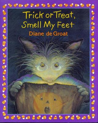 Cover for Trick or Treat, Smell My Feet