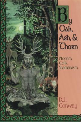 By Oak, Ash, & Thorn: Modern Celtic Shamanism (Llewellyn's Celtic Wisdom) Cover Image