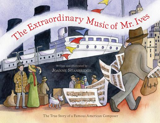 The Extraordinary Music of Mr. Ives Cover