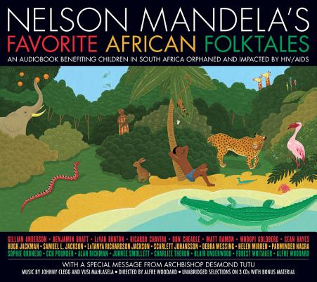 Nelson Mandela's Favorite African Folktales Cover Image