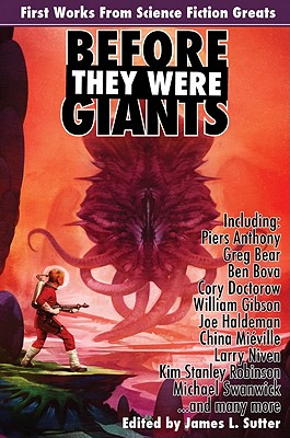 Cover for Before They Were Giants