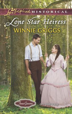 Lone Star Heiress Cover