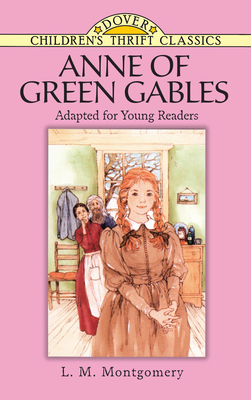 Anne of Green Gables (Dover Children's Thrift Classics) Cover Image