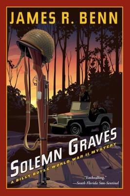 Solemn Graves (A Billy Boyle WWII Mystery #13) Cover Image