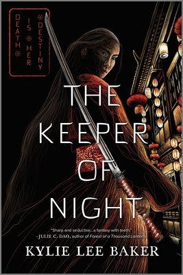 The Keeper of Night Cover Image