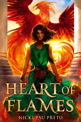 Heart of Flames (Crown of Feathers) Cover Image