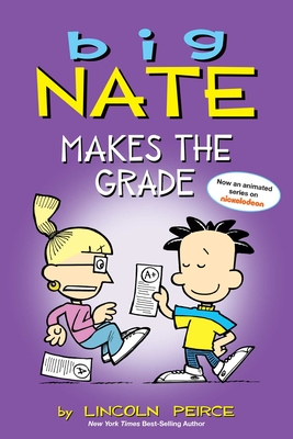 Big Nate Makes the Grade Cover