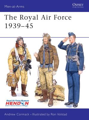 The Royal Air Force 1939-45 Cover