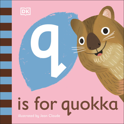 Cover for Q is for Quokka