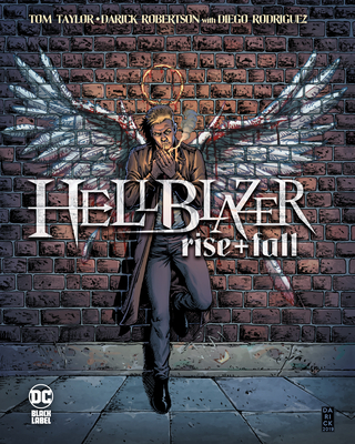 John Constantine, Hellblazer: Rise and Fall Cover Image