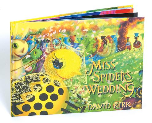 Miss Spider's Wedding Cover