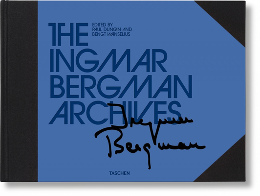The Ingmar Bergman Archives Cover Image