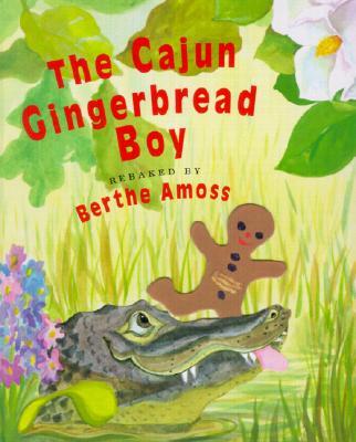 The Cajun Gingerbread Boy Cover Image