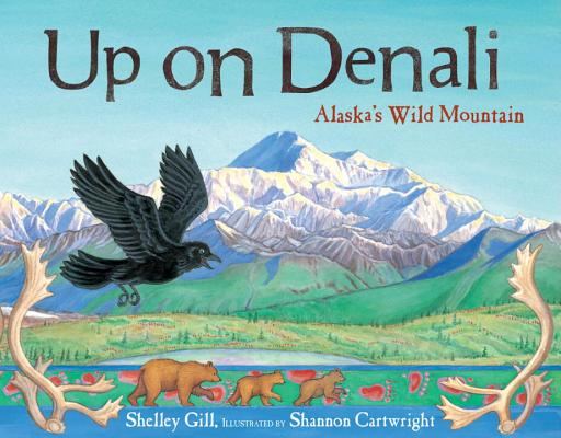 Cover for Up on Denali