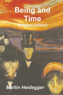 Being and Time Cover Image