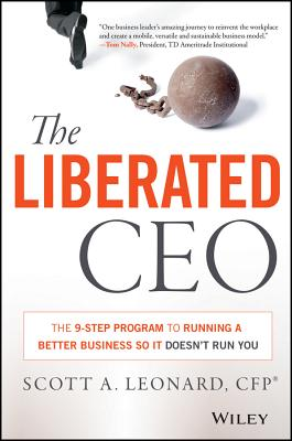 The Liberated CEO Cover