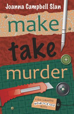 Make, Take, Murder Cover