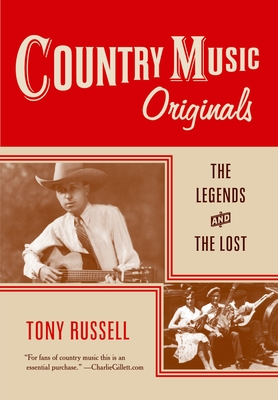 Country Music Originals: The Legends and the Lost Cover Image