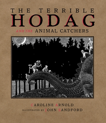 The Terrible Hodag and the Animal Catchers Cover