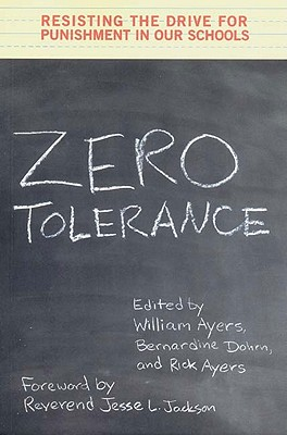 Zero Tolerance Cover