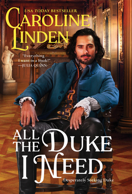 Cover for All the Duke I Need