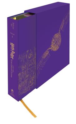 Harry Potter and the Sorcerer's Stone: The Illustrated Edition, Collector's Edition (Harry Potter, Book 1) Cover Image