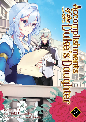 Accomplishments of the Duke's Daughter Vol. 2 Cover Image