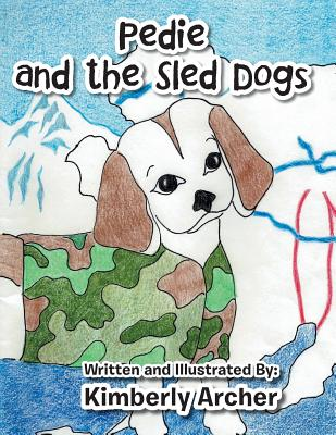 Pedie and the Sled Dogs Cover Image