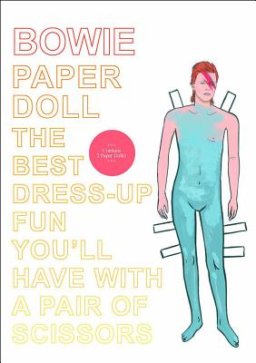 Bowie Paper Doll Cover Image