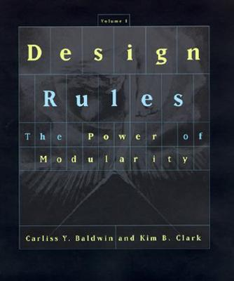 Design Rules: The Power of Modularity Cover Image